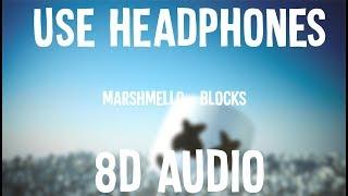Marshmello - Blocks (Use Headphones!!!)