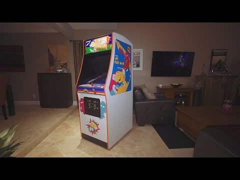 Jr Pacman Arcade Game Restoration, Part 4