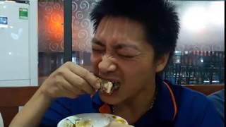 Thánh ăn công sở thăm quán Vịt Ngon Hải Phòng/ Eating vietnamese foods