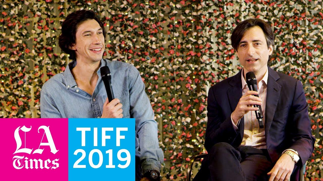 Marriage Story': Adam Driver, Noah Baumbach on L A  vs NYC