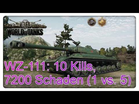 World of Tanks: Epische Gefechte #4 WZ-111 [Gameplay - Deutsch]