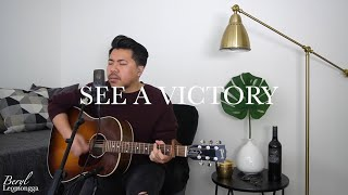 Download See A Victory - Elevation Worship (Acoustic Cover) Mp3 and Videos