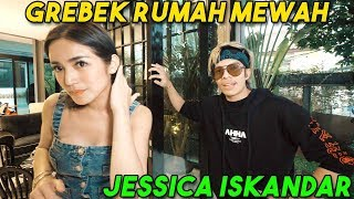 Download Video GREBEK JESSICA ISKANDAR MEWAH 😱 #AttaGrebekRumah MP3 3GP MP4