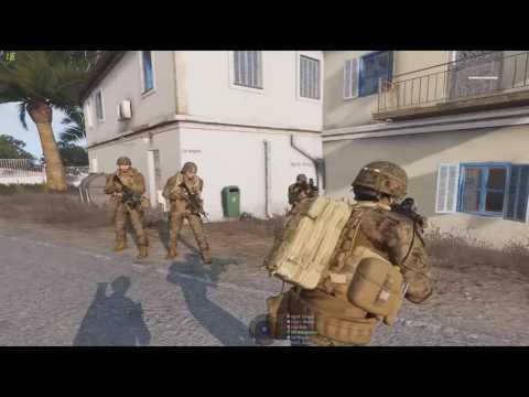 15th Gambler 2-1-C Fire Team Training