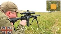 Kriss Defiance DMK22 | 300 Yard .22lr Shooting