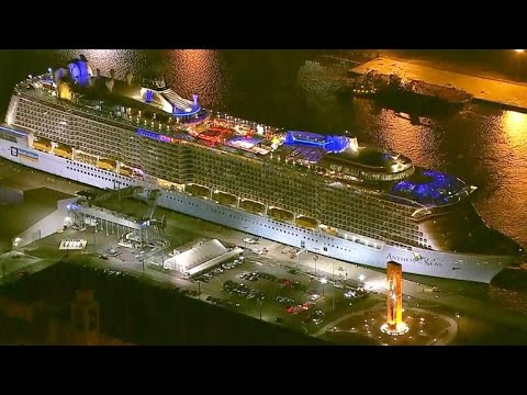 Damaged cruise ship returns to NJ port