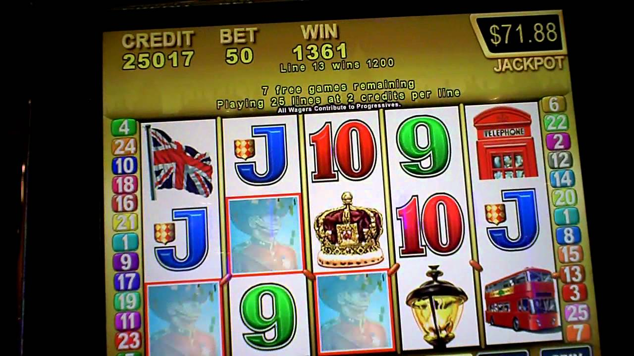 Big Ben Casino Slots