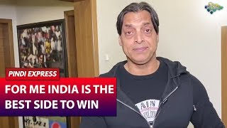 India vs Australia | India must give it's 100 percent to win | Shoaib Akhtar