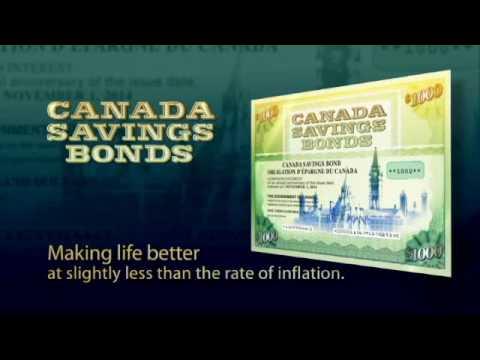 RMR: Canadian Savings Bonds