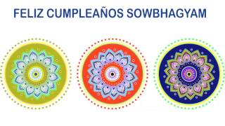 Sowbhagyam   Indian Designs - Happy Birthday