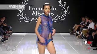 FERNANDO ALBERTO Atelier Spring 2018 AHF Los Angeles - Fashion Channel