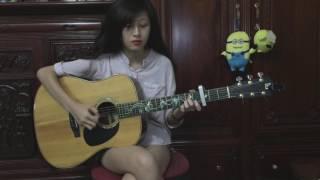 Tôi thấy hoa vàng trên cỏ xanh OST - Guitar solo (Hac Nho)