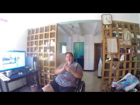 Disabled Foreigner In The Philippines Naga City Philippines 2 of 2 Vlog 334