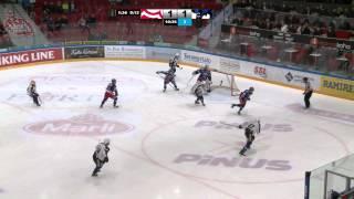 7. puolivälierä: TUTO Hockey - LeKi 21.3.2015 Ottelukooste