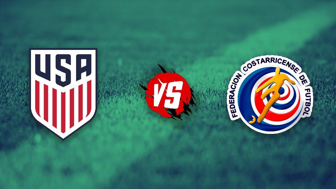 Estados Unidos vs Costa rica | Dónde ver en vivo ...