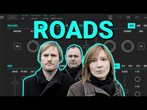 How to make Portishead Roads sound on DRC Polyphonic Synthesizer