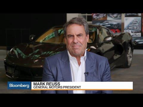 New $60K Mid-Engine Corvette an 'Incredible Value':  GM 's Reuss