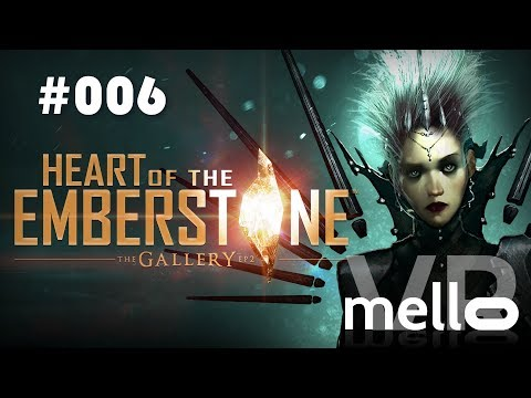THE GALLERY #006 - Die Solar Engine ★ Let's Play The Gallery - Episode 2: Heart of the Emberstone