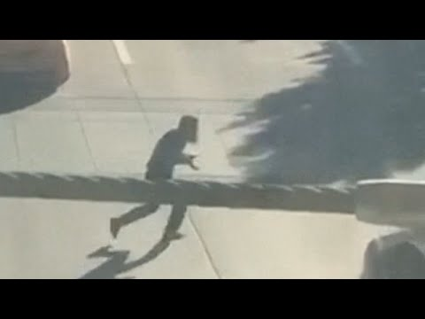 New York truck attack suspect Sayfullo Saipov seen running away from vehicle