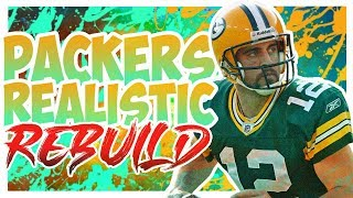 Rebuilding The Green Bay Packers - Madden 20 Realistic Rebuild