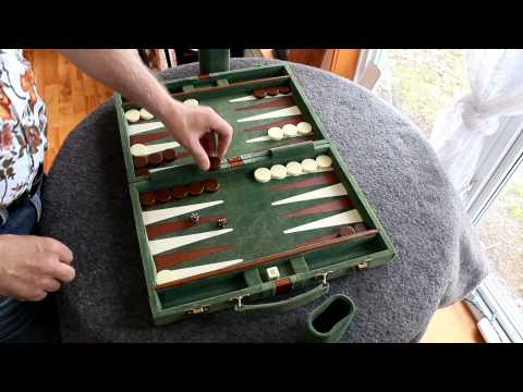 Apprendre le backgammon en fran ais facilement hd couleur for Apprendre les tables facilement