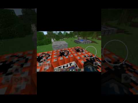 Minecraft nv pe:lam may hat len troi bang tnt