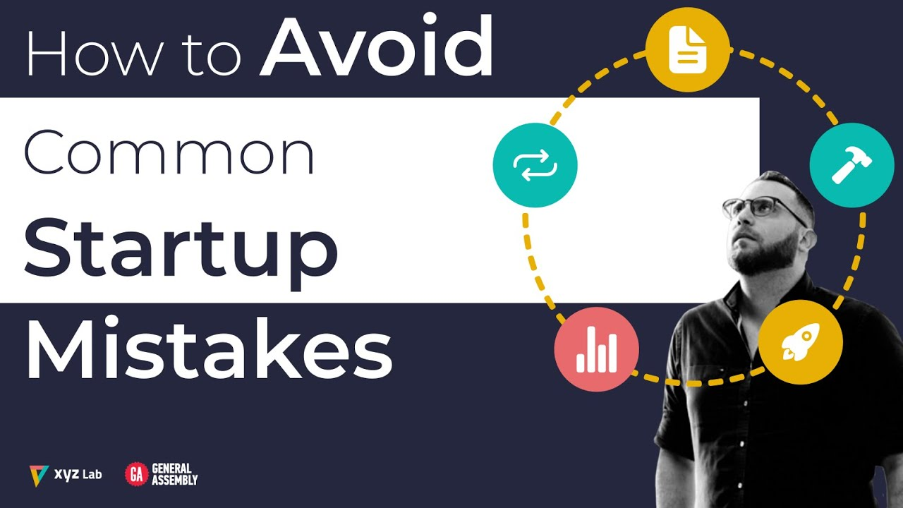 Top Early Stage Startup Mistakes and How to Avoid Them