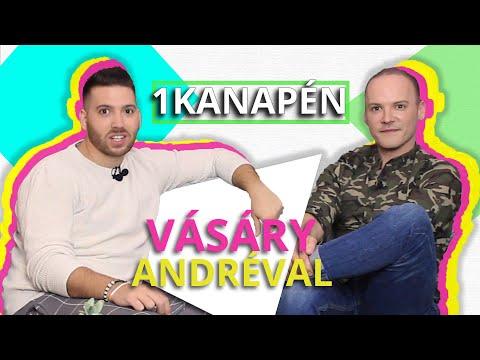 Vasáry André: Majkával Nem Kedveljük Egymást A Sztárban Sztár óta! |1 Kanapén -Zshowtime