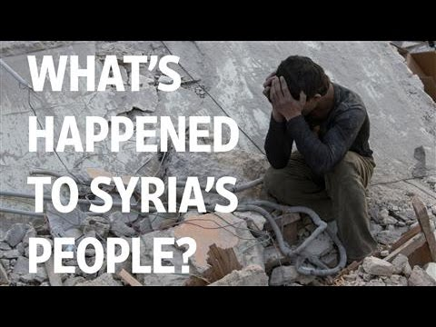 What's Happened to Syria's People?