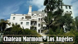 Our Beautiful Hotel : Chateau Marmont   Los Angeles