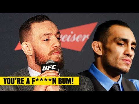 Conor McGregor Says Tony Ferguson Should Have Never Been Paid For UFC 209