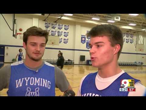 Double vision at Wyoming High School