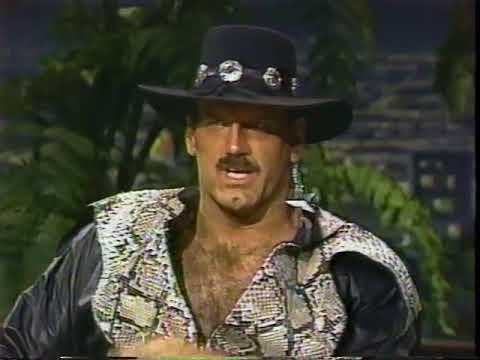 Jesse Ventura on The Tonight Show 1987