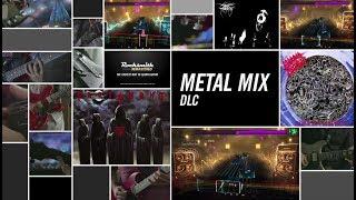 Metal Mix - Rocksmith 2014 Edition Remastered DLC