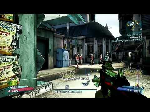borderlands 2 unlocking weapon slots