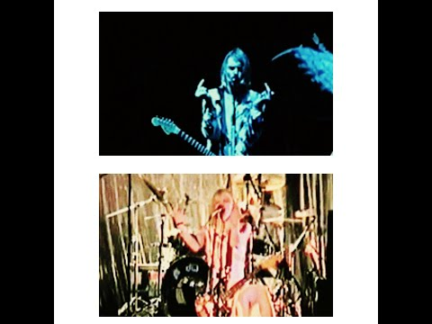 Kurt Cobain & Courtney Love - All Analogies live