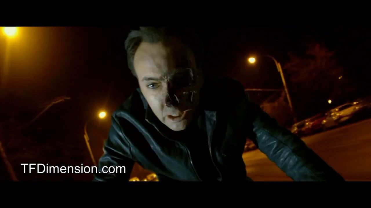 Nicolas Cage's Drive Angry & Ghost Rider 2 are 3D movie