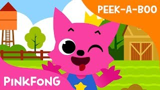 Peek-a-Boo   Peek-a, peek-a, peek-a-boo!   Healthy Habits   Pinkfong Songs for Children