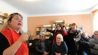"""""""Ми - ніхто"""", - депутати покинули сесію Галицинівської райради (відео """"Корабелів.Інфо"""")"""