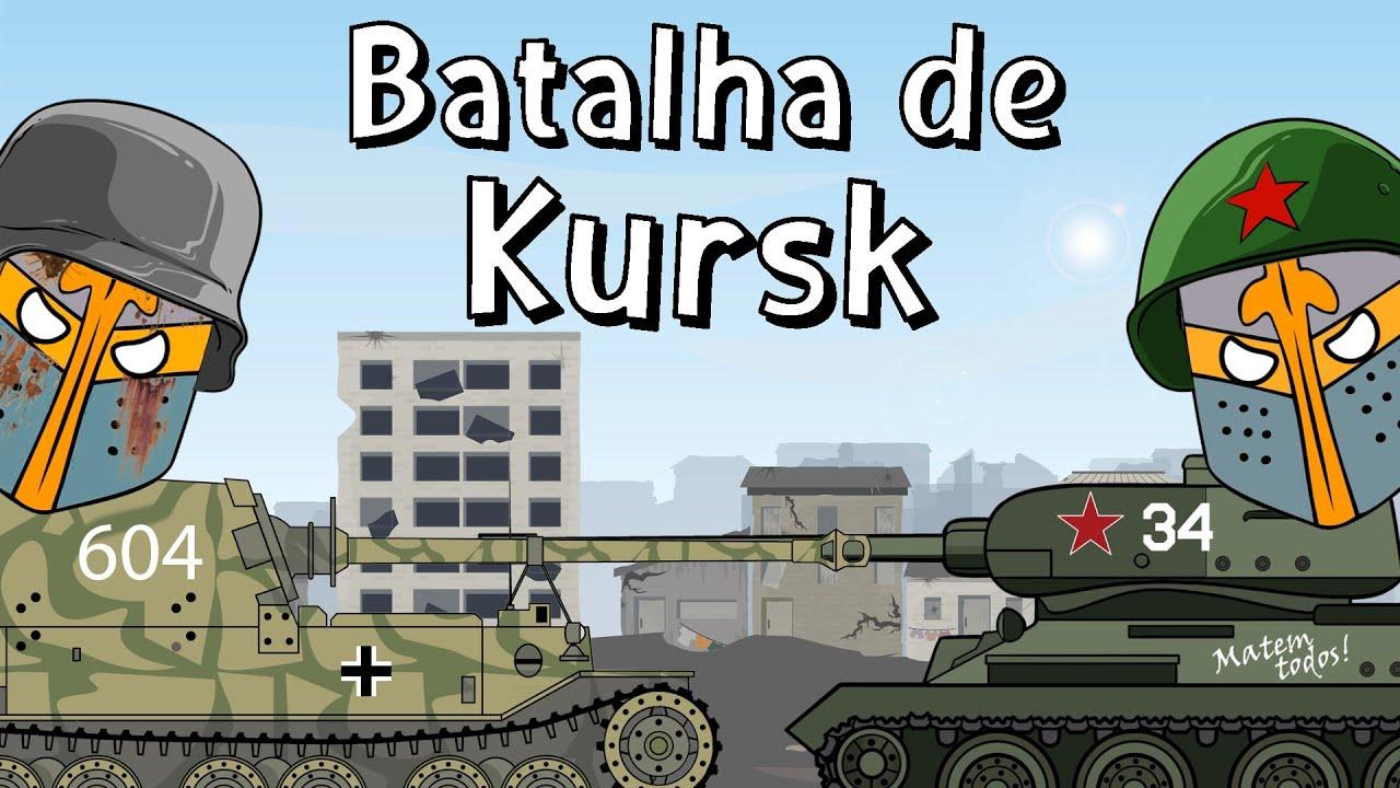 A Batalha de Kursk: A Maior Batalha de Tanques da Segunda Guerra Mundial