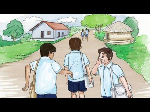 Savi savi nenapu(childhood memories)
