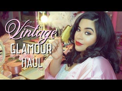Vintage Glamour Haul #2