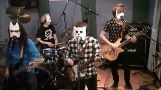 バンドでおそ松さんOP2『全力バタンキュー(A応P)』を演奏してみた。(流田Project)