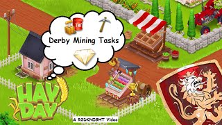 Hay Day - Mining Tasks