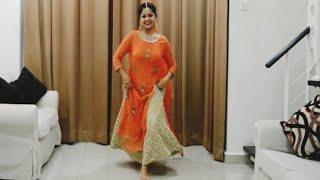 Leja Re | Dhvani Bhanushali | Bride dance | Wedding Dance Choreography | Bhawna Bhangra