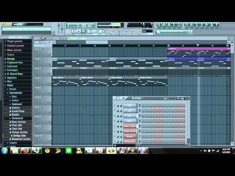 Bunga - Bondan Prakoso Aransemen Instrumental FL Studio