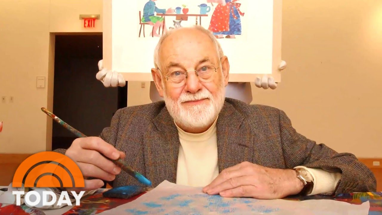 'The Very Hungry Caterpillar' author dies at 91