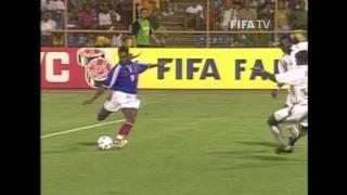 U-17 World Cup FINAL: France - Nigeria, Trinidad & Tobago 2001