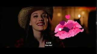 Hollywood Adventures (2015.6.26) - Kat Dennings & Tong Dawei