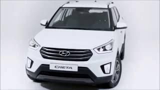 Hyundai Creta Стильный,крепкий, дерзкий смотреть